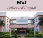 MVJ medical college and hospital