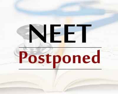 NEET for states postponed for one year, Cabinet passes Ordinance