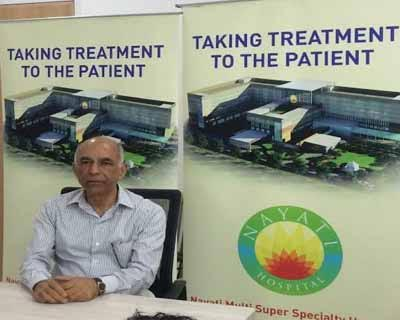 Mathura: Nayati healthcare launches Centre for Orthopedics and Joint replacement