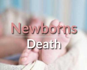 Newborns death case: Jaipur hospital doctor removed
