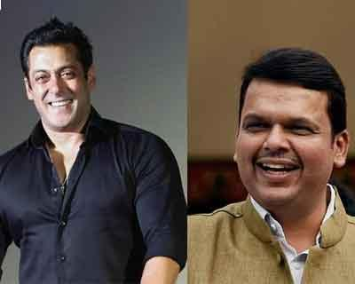 Maharashtra CM, Salman Khan launch rural medical aid fund for poor