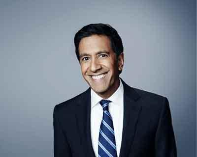 Indian-origin Sanjay Gupta second most popular doctor in US: Twitter