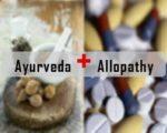 ayurveda + allapathy