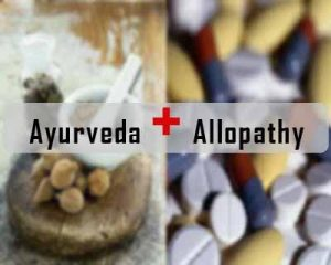 Efforts to integrate traditional medicines with allopathy: Government