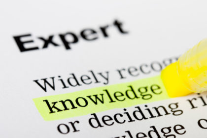 Who can be an expert witness in MLC case?