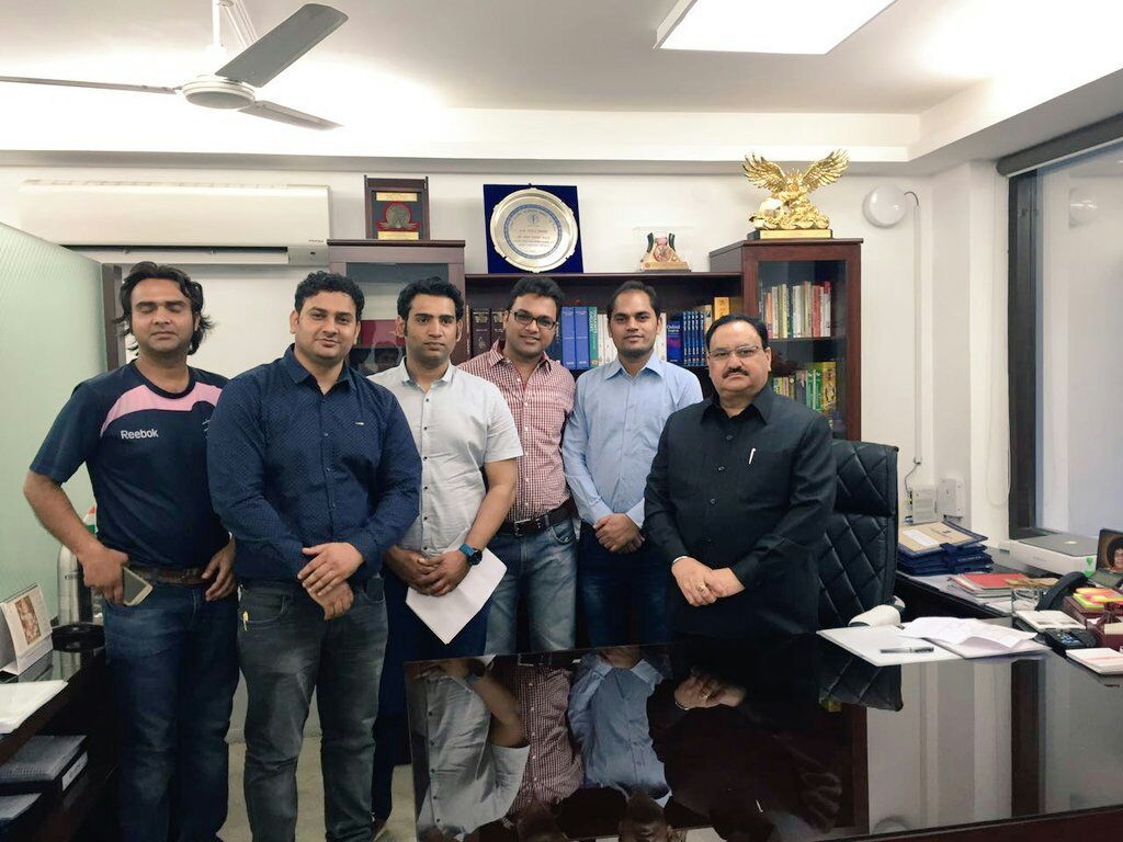 7th Pay Commission: Doctors Delegation meets Union Health Minister