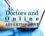 doctors and avdertisement