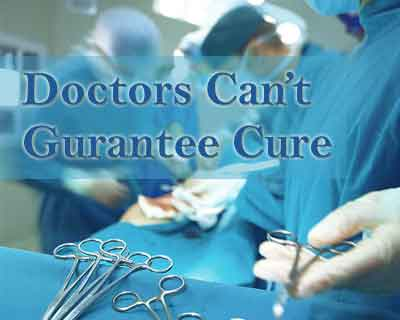 """ No Cure is Not a Negligence""- NCDRC"