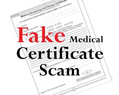 Punjab Doctor Caught In Medical Certificate Controversy  Medical