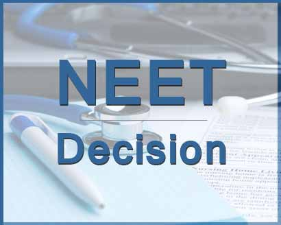 Supreme Court Pronounces NEET judgement : Read the details