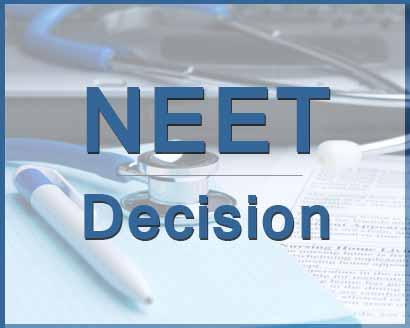 Supreme Court Pronounces NEET judgement : Read the details