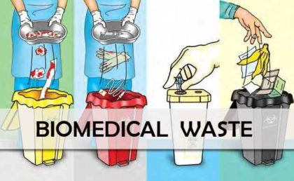 Plea in HC for effective Bio medical waste disposal