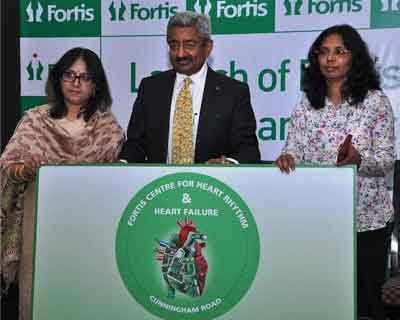 Fortis Hospital Cunningham launches Heart Rhythm and  Heart Failure Centre