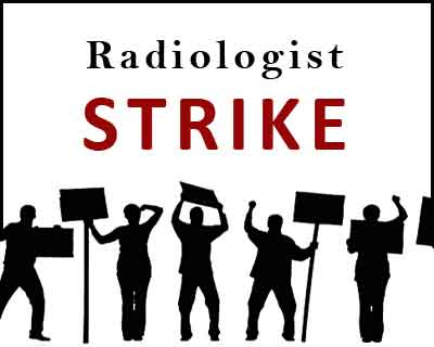 Radiologists defer strike for three months after government assurances