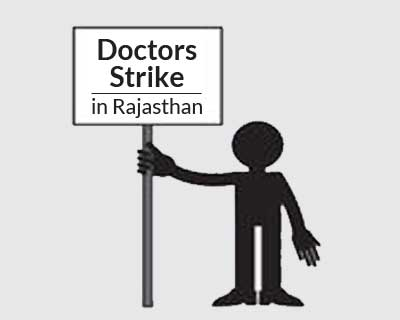 Rajasthan doctors strike hit medical services, enters sixth day