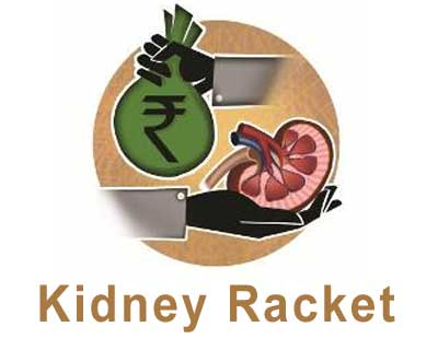 Delhi: Kidney Racket Mastermind, three donors held