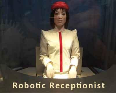 Robotic receptionist services available soon at Belgian Hospitals