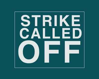 Nursing federation calls off strike after government's sacking threat
