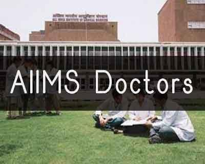Nadda urged to increase accommodation for AIIMS doctors
