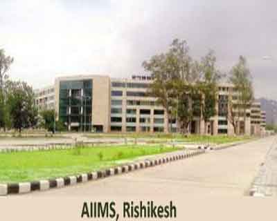 Sanjeev Misra given additional charge of AIIMS Rishikesh
