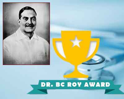 25 Doctors conferred Dr BC Roy Award by the President on Doctors Day