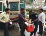 Heart transplant at fortis mulund