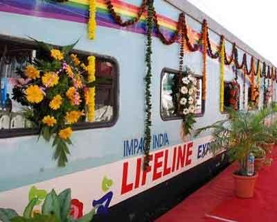 Maharashtra: Lifeline Express celebrates 25 years of service