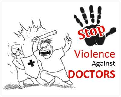 RML Hospital: Patient's family assaults female Resident doctor