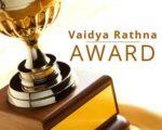 VAIDYA-RATHNA-AWARD