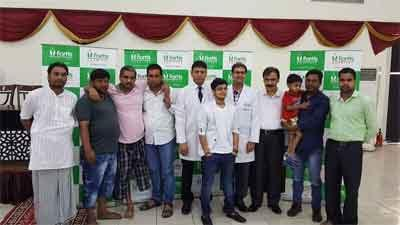 Fortis Hospital Shalimar Bagh observes National Plastic and Reconstructive Surgery Day