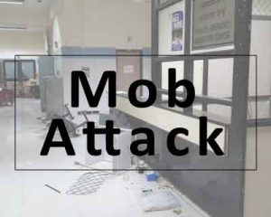 100 people mob vandalise Calcutta Medical Research Institute Hospital, beat up staff