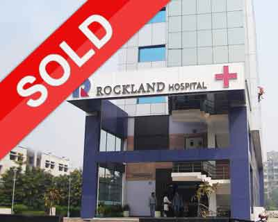 Delhi : Billionaire Radiologist buys Rockland hospitals for Rs 1500 crores