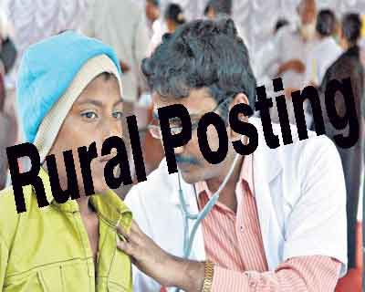 Centre planning to make doctors work in rural areas: MOS Health, Kulaste