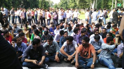 Resident Doctors Strike at PGI Chandigarh