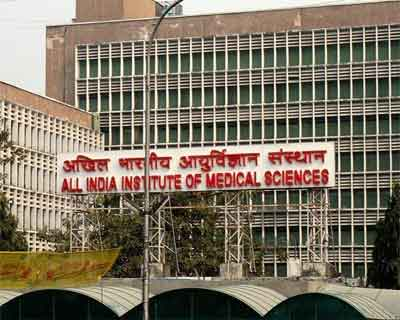 NDRF creates shelter at AIIMS trauma centre for patients kin