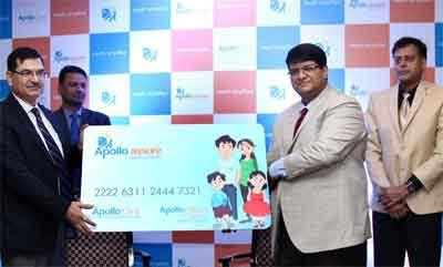 Banglore : Apollo Clinic launches Apollo Assure – The Health Card for All