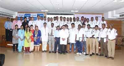 Hyderabad : KIMS Hospitals organises CPR training for Traffic Police Personnel
