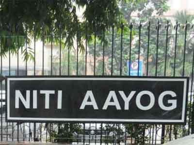 NITI Aayog to come out with 3 yr action plan soon- Keeps health in Focus
