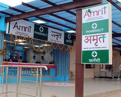 AMRIT pharmacy scheme completes one year