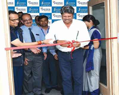 Noida : Jaypee Hospital inaugurates Department of Sports Medicine & Rehabilitation