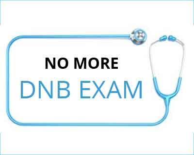 No seperate DNB CET from 2017, NEET PG scores to be used