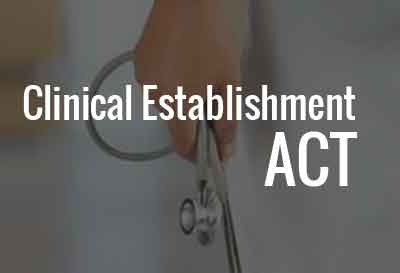 Kerala to get Clinical Establishements Act