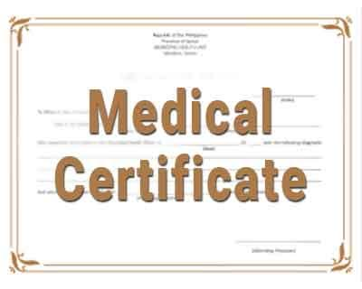Ayurveda Siddha Unani Can Authenticate Medical Certificate