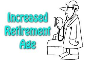 Government Dentists demand retirement age of 65 years