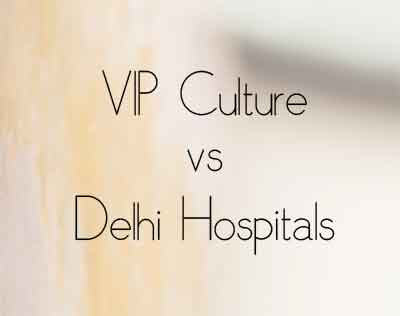 Delhi: While capital battles with Mosquito Menace, RML Hospital VIP rooms lie vacant