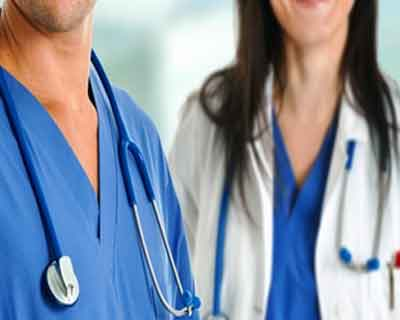 NRI doctor donates for a noble cause