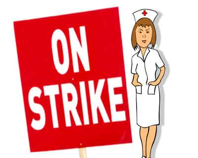 Nurses to go on indefinite strike from Monday