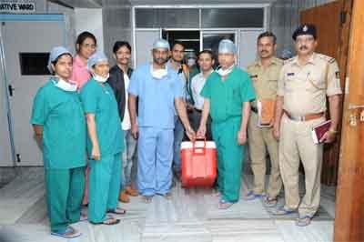 Karnataka : Interstate organ tranfer saves multiple lives