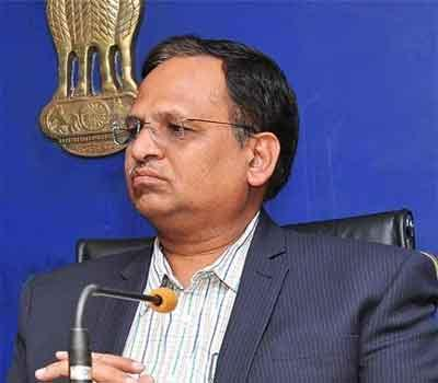 Centre grants sanction to CBI to prosecute Delhi Health Minister Satyendar Kumar Jain