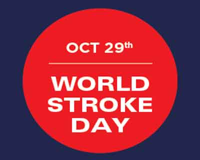 World stroke day: Timely treatment key to prevent brain damage